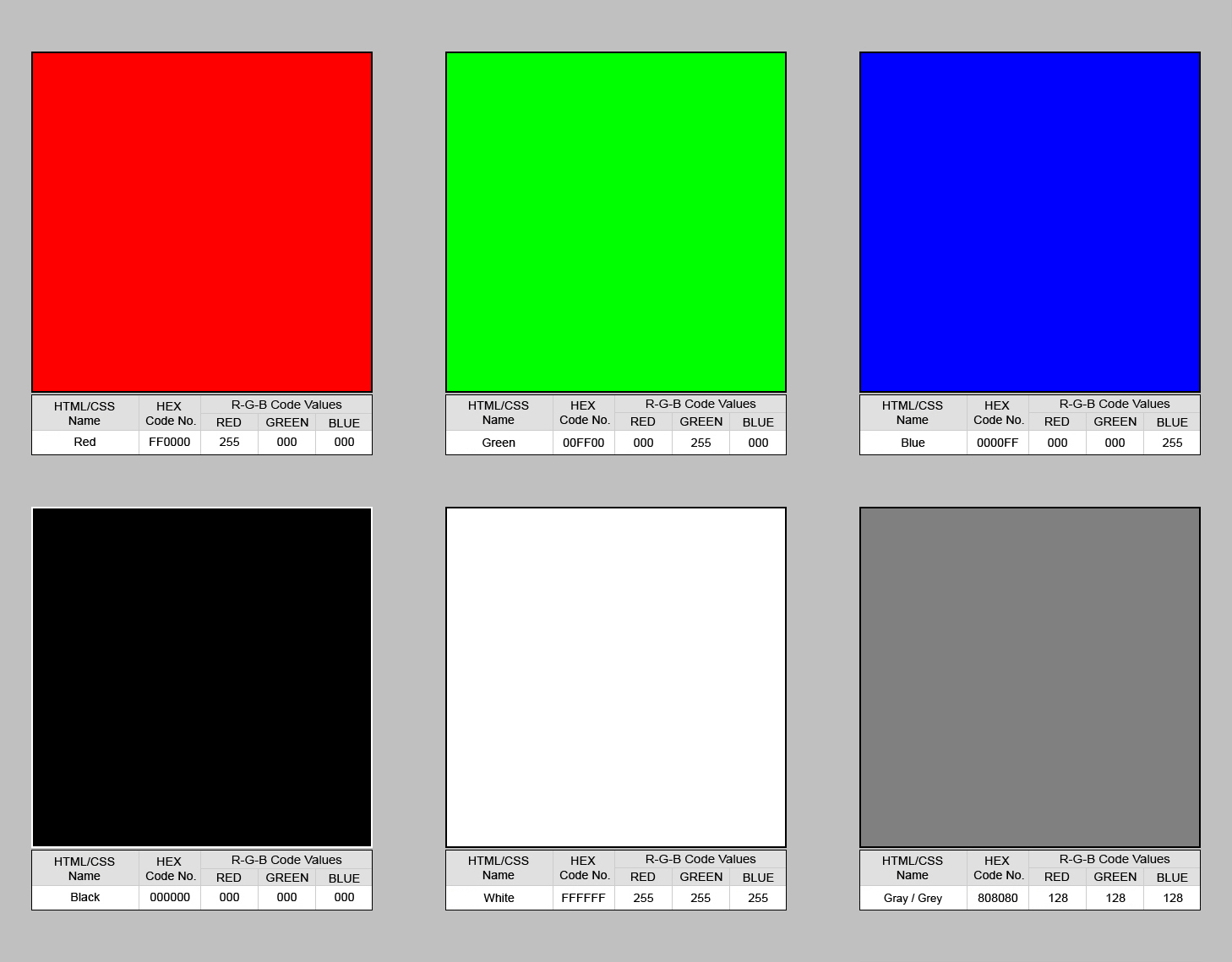 Defining Color - Applied Image