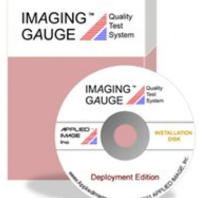 Imaging Gauge Software